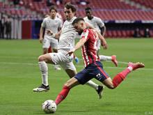 Carrasco war für Atletico auch gegen Huesca erfolgreich