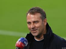 Bayern-Coach Flick will den Meistertitel als Abschiedsgeschenk fixieren