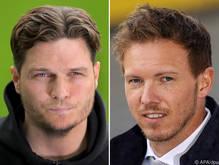 Terzic und Nagelsmann machen sich den DFB-Pokal-Sieg aus