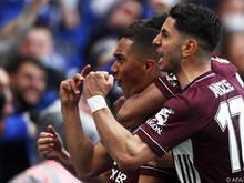 Leicester jubelt über den ersten FA-Cup-Sieg der Vereinsgeschichte