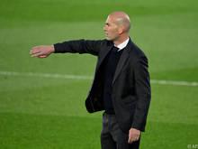 Zidane wird Real Madrid wohl zum Saisonende hin verlassen