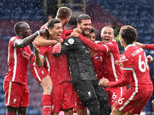 Liverpool-Goalie Alisson wird zum gefeierten Helden