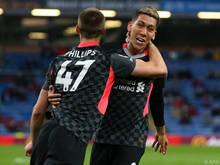 Liverpool feierte einen wichtigen Auswärtssieg gegen Burnley