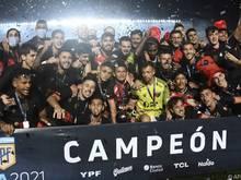 Colón schnappt sich erstmals den Titel in Argentinien