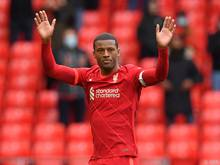"""Wijnaldum sagt den """"Reds"""" goodbye und wechselt nach Paris"""