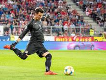 Heinz Lindner will mit dem FC Basel wieder zurück an dien Spitze