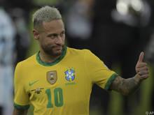 Neymar und der FC Barcelona haben ihren Rechtsstreit beendet