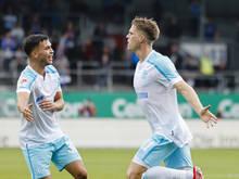 Schalke jubelt über die ersten drei Punkte in der Saison