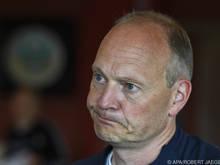 Bröndby-Trainer Niels Frederiksen muss improvisieren