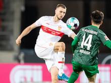 Saša Kalajdžić fehlt seinem Klub zum Ligaauftakt