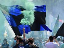 Die Fans von Inter beklagen zahlreiche Abgänge in ihrem Team