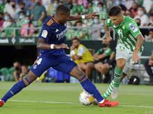 Alaba feierte mit Real Sieg über Betis