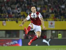Marko Arnautović bleibt mit seinem neuen Klub ungeschlagen