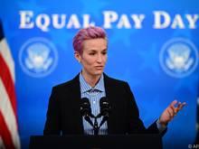 US-Damenteam um Rapinoe hatte wegen Diskriminierung geklagt
