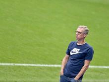 Peter Stöger ist mit Ferencvaros in Leverkusen gefordert
