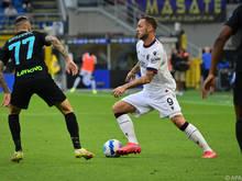 Musste Kritik einstecken: Bolognas Marko Arnautovic