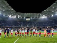 Das Volksparkstadion des HSV darf künftig voller besetzt sein