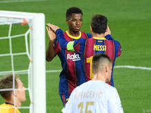 Ansu Fati kehrt als Barca-Hoffnungsträger zurück