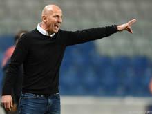 Gerhard Struber jubelt über den Derbysieger