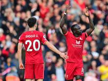 Mané schoss Liverpool gegen ManCity in Führung