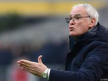 Ranieri ist zurück in der Premier League