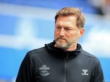 Hasenhüttl steht mit Southampton bereits unter Druck