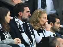 """Newcastle-Präsident Yasir Al-Rumayyan erlebte ein turbulentes """"Debüt"""""""