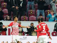 Onisiwo traf für Mainz gegen Augsburg