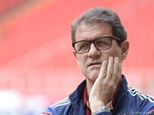 Fabio Capello war seit 2012 russischer Teamchef