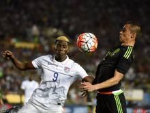 Mexiko ist beim Confed Cup fix dabei