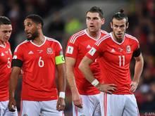 Bale und seine Kollegen sind mit der WM-Quali bisher nicht zufrieden