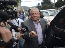 Luis Chiriboga wurde im Zuge des FIFA-Korruptionsskandals verurteilt