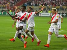 Peru ist erstmals seit 36 Jahren wieder dabei