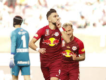 Salzburg-Goalgetter Munas Dabbur heiratet
