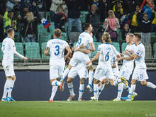 Slowenien besiegte Favorit Polen