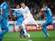 Slowenien fuhr in der EM-Quali den dritten Sieg in Serie ein