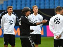 DFB-Team sucht in Tirol die Abgeschiedenheit