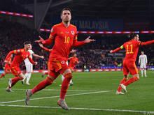 Ramsey schoss die Waliser zur EM