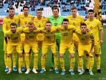 Für die Ukraine ist es die dritte EM-Teilnahme en suite