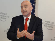 Infantino Will mit einer Systemänderung den Africa-Cup attraktiver machen