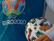 Die EM 2020 soll auf einen späteren Zeitpunkt verschoben werden