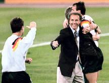 Vor 30 Jahren gewann die deutsche Elf ihren zweiten WM-Titel