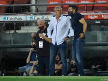 Trainer Setien ist beim Barcelona umstritten, bleibt aber vorerst im Amt
