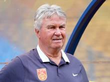 Neue Aufgabe für Guus Hiddink