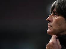 """DFB-Cheftrainer Joachim Löw: """"Ganz schön ärgerlich"""""""