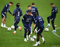 Die Franzosen streben den nächsten Sieg gegen Kroatien an