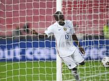 N'Golo Kanté gelang das Goldtor