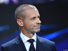 UEFA-Präsident Ceferin will am ursprünglichen EM-Plan festhalten