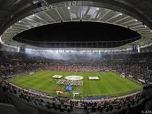 Bei der WM 2022 wird in Stadien wie jenem in Al-Rayyan gespielt