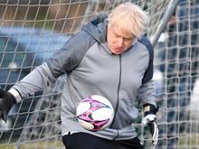 Der Premierminister peilt eine Austragung in Großbritannien und Irland an
